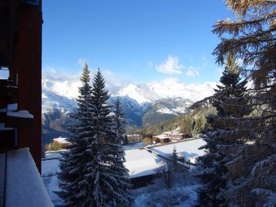 Vacances en montagne Studio 4 personnes (921) - Résidence Belles Challes - Les Arcs