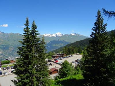 Vacances en montagne Studio coin montagne 4 personnes (817) - Résidence Belles Challes - Les Arcs