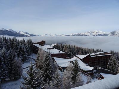 Vacances en montagne Studio coin montagne 4 personnes (1120) - Résidence Belles Challes - Les Arcs