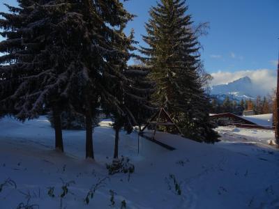 Vacances en montagne Studio coin montagne 4 personnes (534) - Résidence Belles Challes - Les Arcs