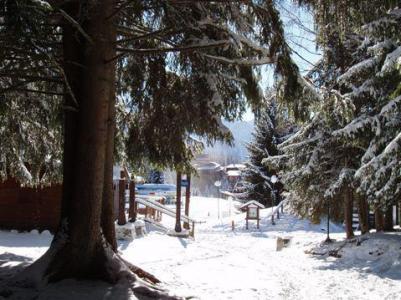 Vacances en montagne Studio coin montagne 4 personnes (529) - Résidence Belles Challes - Les Arcs