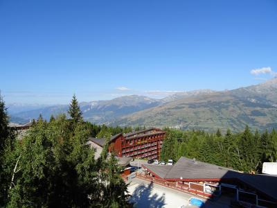 Vacances en montagne Studio coin montagne 4 personnes (818) - Résidence Belles Challes - Les Arcs - Extérieur été