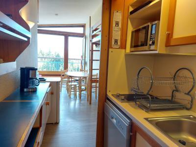 Vacances en montagne Studio 4 personnes (1026) - Résidence Belles Challes - Les Arcs - Cuisine