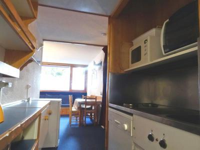 Vacances en montagne Studio 4 personnes (124) - Résidence Belles Challes - Les Arcs - Cuisine