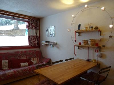 Vacances en montagne Studio 4 personnes (215) - Résidence Belles Challes - Les Arcs - Séjour