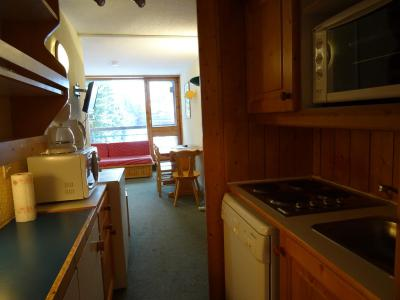 Vacances en montagne Studio 4 personnes (306) - Résidence Belles Challes - Les Arcs - Cuisine