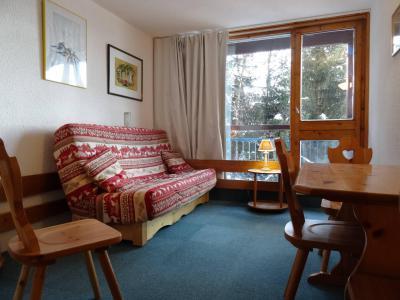 Vacances en montagne Studio 4 personnes (312) - Résidence Belles Challes - Les Arcs - Logement