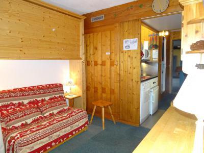 Vacances en montagne Studio 4 personnes (312) - Résidence Belles Challes - Les Arcs - Chambre