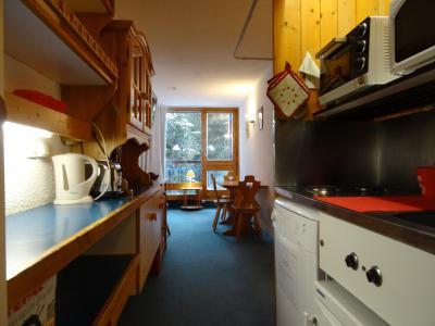 Vacances en montagne Studio 4 personnes (312) - Résidence Belles Challes - Les Arcs - Cuisine