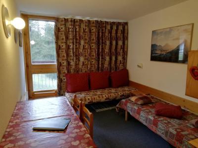 Vacances en montagne Studio 4 personnes (632) - Résidence Belles Challes - Les Arcs - Logement