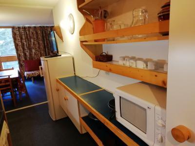 Vacances en montagne Studio 4 personnes (632) - Résidence Belles Challes - Les Arcs - Cuisine