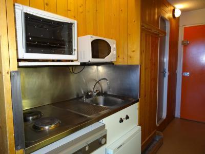 Vacances en montagne Studio 4 personnes (912) - Résidence Belles Challes - Les Arcs - Cuisine