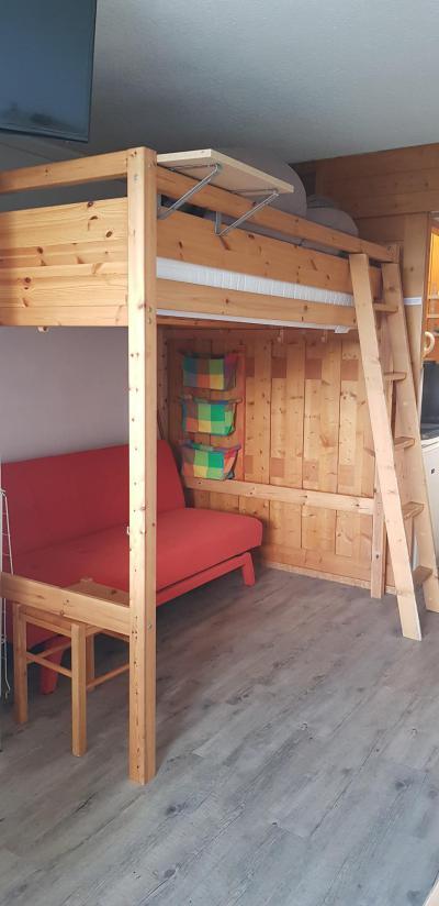 Vacances en montagne Studio coin montagne 4 personnes (0814) - Résidence Belles Challes - Les Arcs - Chambre