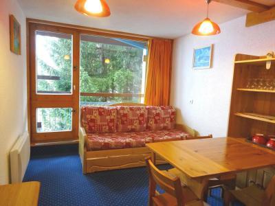 Vacances en montagne Studio coin montagne 4 personnes (203) - Résidence Belles Challes - Les Arcs - Logement