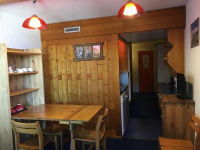 Vacances en montagne Studio coin montagne 4 personnes (203) - Résidence Belles Challes - Les Arcs - Séjour