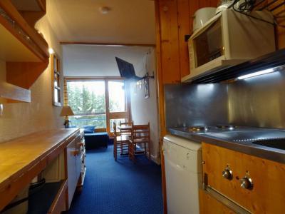 Vacances en montagne Studio coin montagne 4 personnes (524) - Résidence Belles Challes - Les Arcs - Cuisine