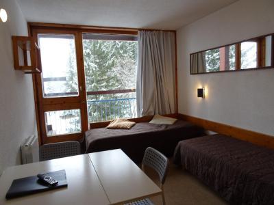Vacances en montagne Studio coin montagne 4 personnes (613) - Résidence Belles Challes - Les Arcs - Logement