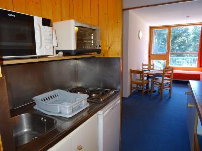 Vacances en montagne Studio coin montagne 4 personnes (634) - Résidence Belles Challes - Les Arcs - Cuisine