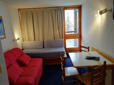 Vacances en montagne Studio coin montagne 4 personnes (812) - Résidence Belles Challes - Les Arcs - Logement
