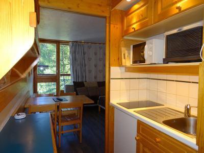 Vacances en montagne Studio coin montagne 4 personnes (817) - Résidence Belles Challes - Les Arcs - Cuisine