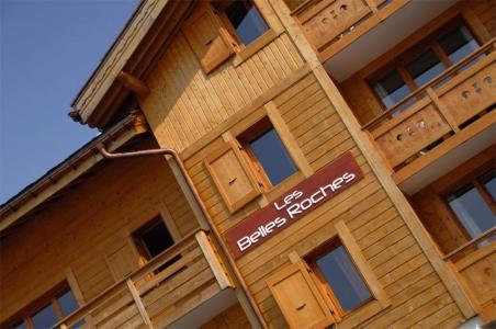 Location au ski Résidence Belles Roches - Notre Dame de Bellecombe - Extérieur été
