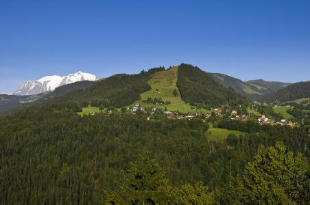 Vacances en montagne Résidence Belles Roches - Notre Dame de Bellecombe - Extérieur été