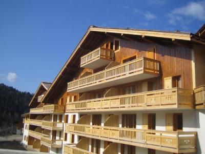 Location au ski Residence Belles Roches - Notre Dame de Bellecombe - Extérieur été