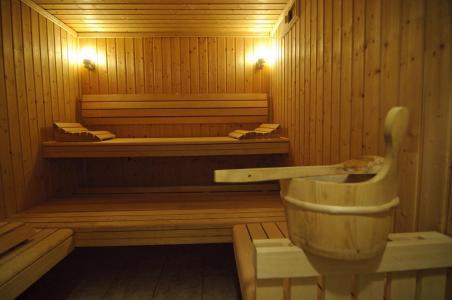 Vacances en montagne Résidence Belles Roches - Notre Dame de Bellecombe - Sauna