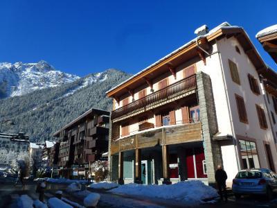 Holiday in mountain resort Résidence Bellevue - Chamonix