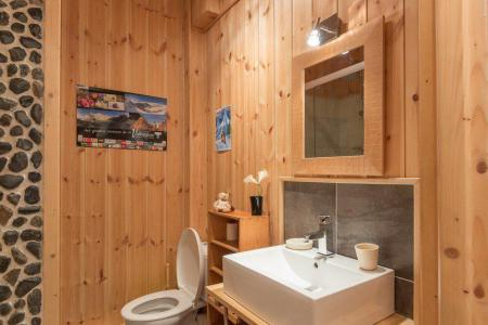 Holiday in mountain resort 3 room apartment 6 people (214) - Résidence Belvédère - Pelvoux