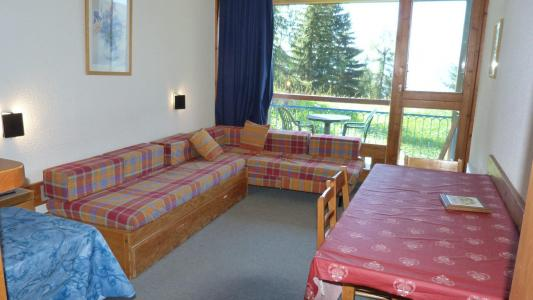 Holiday in mountain resort 2 room apartment 5 people (001) - Résidence Bequi-Rouge - Les Arcs