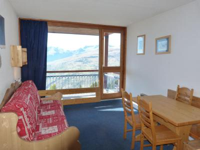 Holiday in mountain resort 2 room apartment 5 people (306) - Résidence Bequi-Rouge - Les Arcs