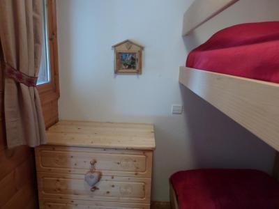 Vacances en montagne Appartement 3 pièces 4 personnes (1D R) - Résidence Bergerie des 3 Vallées D - Méribel - Chambre