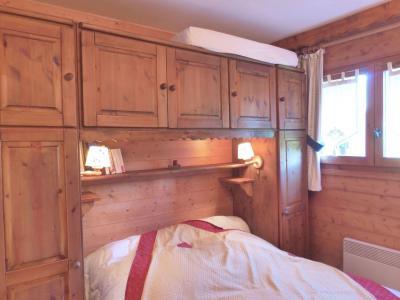 Vacances en montagne Appartement 3 pièces 4 personnes - Résidence Bergerie des 3 Vallées F - Méribel - Chambre