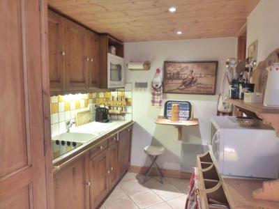 Vacances en montagne Appartement 3 pièces 4 personnes - Résidence Bergerie des 3 Vallées F - Méribel - Cuisine