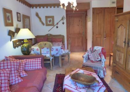 Vacances en montagne Appartement 3 pièces 4 personnes - Résidence Bergerie des 3 Vallées F - Méribel - Séjour