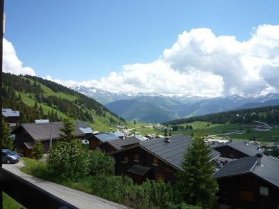 Rent in ski resort Résidence Bisanne - Les Saisies - Summer outside