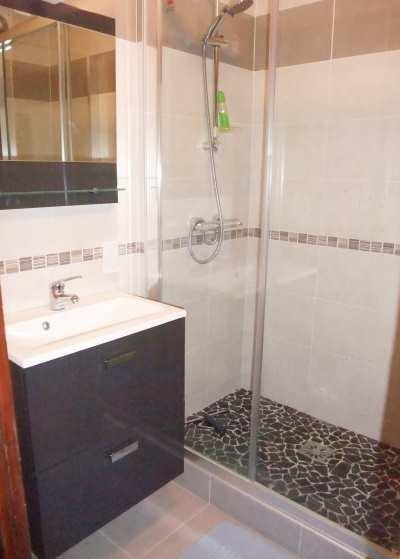 Holiday in mountain resort 2 room apartment 4 people - Résidence Blanche Neige - Le Grand Bornand - Shower