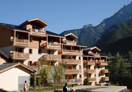 Location au ski Résidence Blanchot - Pralognan-la-Vanoise - Extérieur été