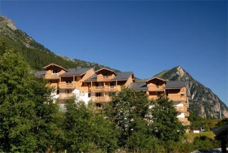 Location au ski Residence Blanchot - Pralognan - Extérieur été