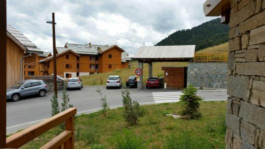 Location au ski Appartement 3 pièces 6 personnes (MO101) - Residence Bois Du Suffin - Montgenèvre - Extérieur été