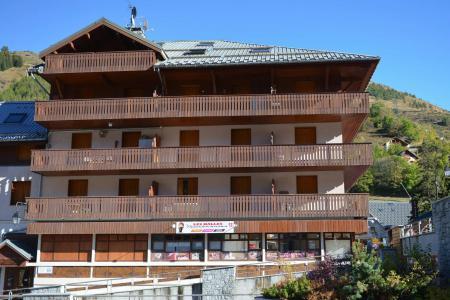 Location au ski Résidence Bon Accueil - Valloire - Extérieur été