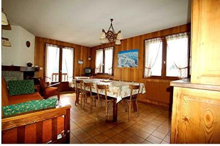 Holiday in mountain resort Résidence Bon Séjour - Le Grand Bornand - Table