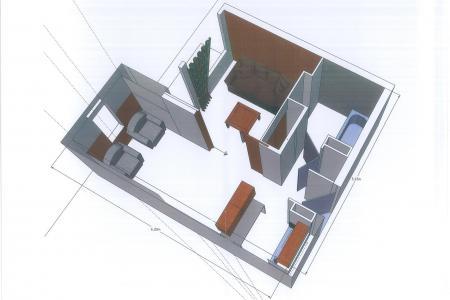 Vacances en montagne Studio divisible 4 personnes (E08) - Résidence Boulevard - Méribel-Mottaret