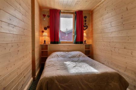 Vacances en montagne Appartement duplex 4 pièces cabine 8 personnes (B21) - Résidence Boulevard - Méribel-Mottaret - Chambre