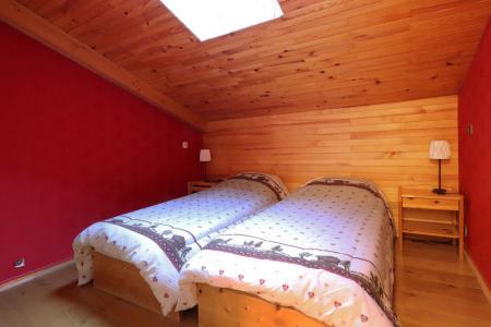 Vacances en montagne Appartement duplex 4 pièces cabine 8 personnes (B21) - Résidence Boulevard - Méribel-Mottaret - Lits twin