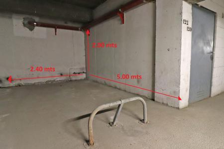Vacances en montagne Appartement duplex 4 pièces cabine 8 personnes (B21) - Résidence Boulevard - Méribel-Mottaret - Parking