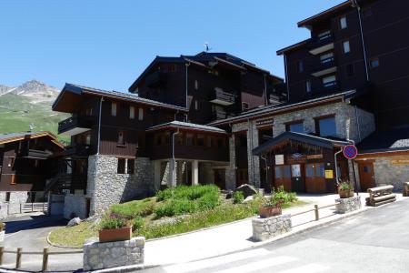 Location au ski Residence Boulevard - Mottaret - Extérieur été