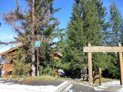 Location au ski Residence Bouquetins - Courchevel - Extérieur été