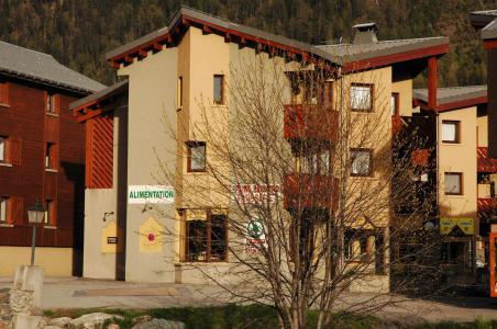 Vacances en montagne Résidence Burel - Val Cenis